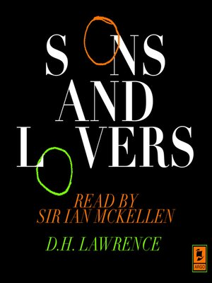 cover image of Sons and Lovers (Argo Classics)