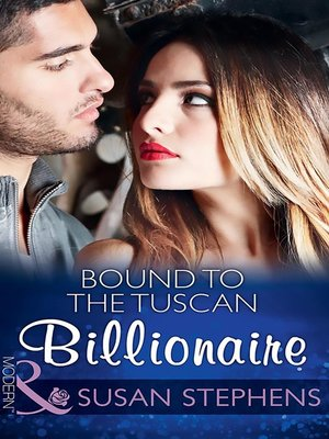 cover image of Bound to the Tuscan Billionaire