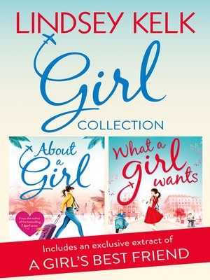 cover image of Lindsey Kelk Girl Collection