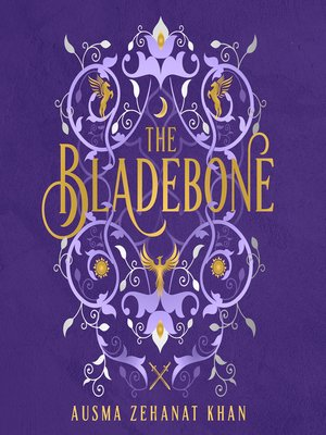 cover image of The Bladebone