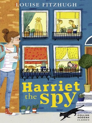 cover image of Harriet the Spy (Collins Modern Classics)