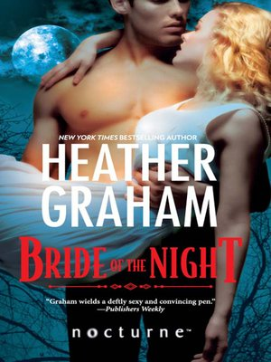 cover image of Bride of the Night