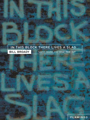 cover image of In This Block There Lives a Slag...