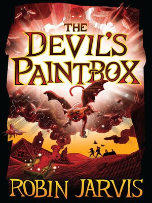 cover image of The Devil's Paintbox