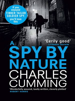 cover image of A Spy by Nature