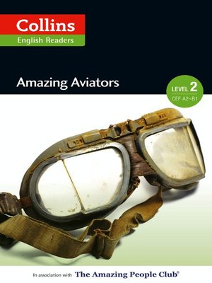 cover image of Amazing Aviators