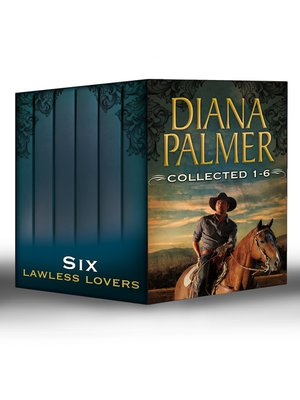 cover image of Diana Palmer Collected 1-6