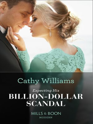 cover image of Expecting His Billion-Dollar Scandal