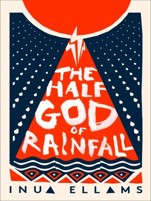 cover image of The Half-God of Rainfall