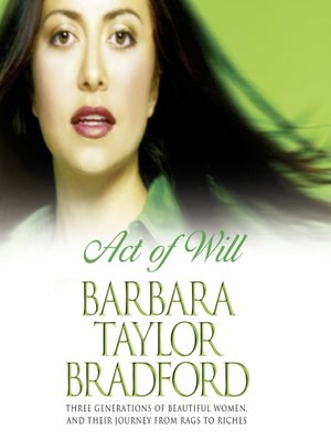 cover image of Act of Will
