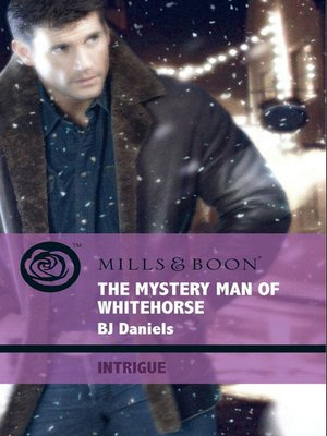 cover image of The Mystery Man of Whitehorse