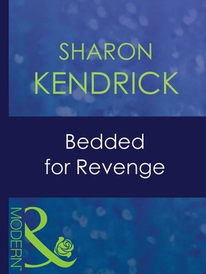 cover image of Bedded for Revenge