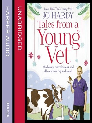 cover image of Tales from a Young Vet