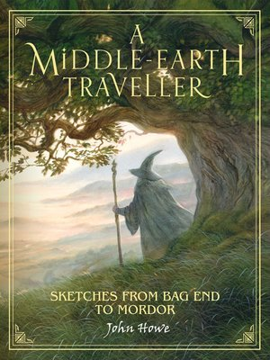 cover image of A Middle-earth Traveller