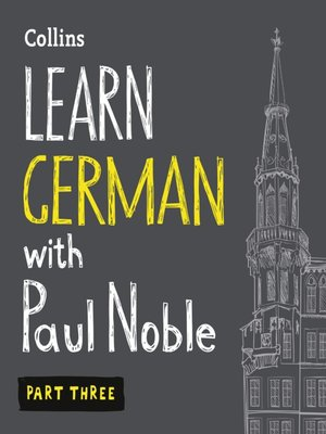 cover image of Learn German with Paul Noble, Part 3