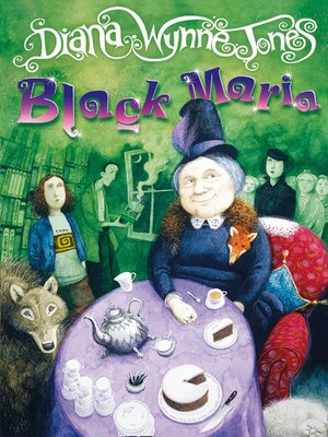 cover image of Black Maria