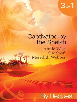 cover image of Captivated by the Sheikh