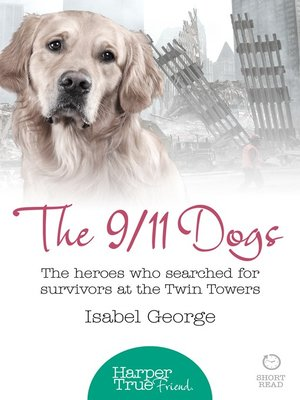 cover image of The 9/11 Dogs