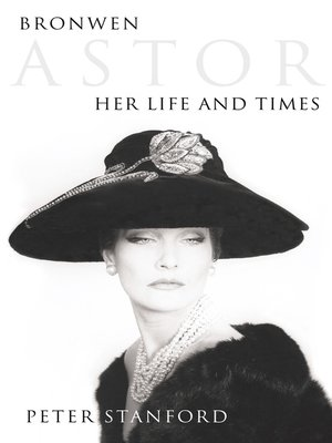cover image of Bronwen Astor