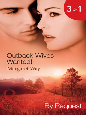 cover image of Outback Wives Wanted!