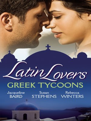 cover image of Greek Tycoons