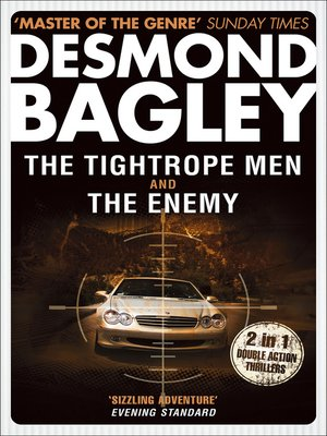 cover image of The Tightrope Men / the Enemy