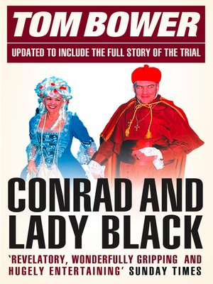 cover image of Conrad and Lady Black