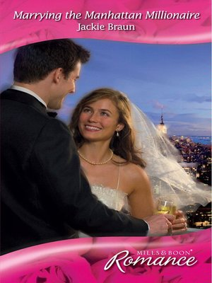 cover image of Marrying the Manhattan Millionaire