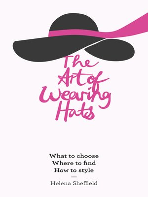 cover image of The Art of Wearing Hats