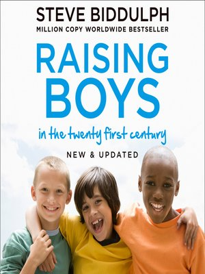 cover image of Raising Boys in the 21st Century