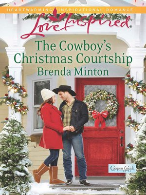 cover image of The Cowboy's Christmas Courtship