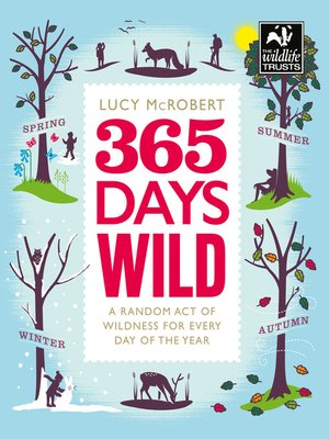 cover image of 365 Days Wild