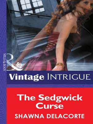 cover image of The Sedgwick Curse