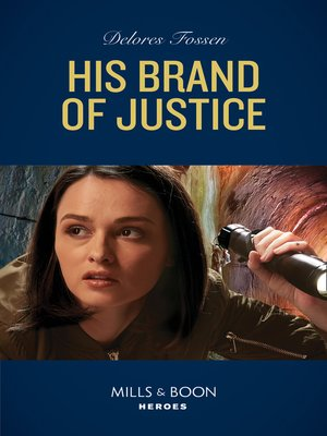 cover image of His Brand of Justice