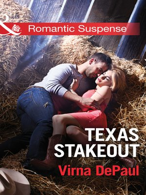 cover image of Texas Stakeout