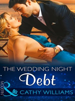 cover image of The Wedding Night Debt