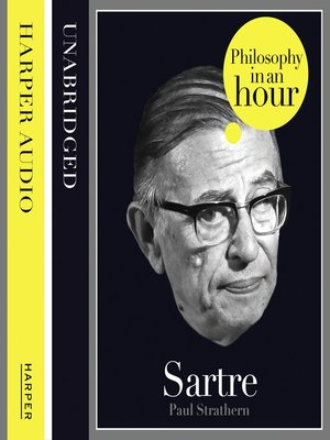 cover image of Sartre
