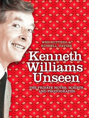 cover image of Kenneth Williams Unseen