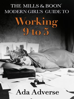 cover image of The Mills & Boon Modern Girl's Guide to Working 9-5