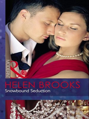 cover image of Snowbound Seduction