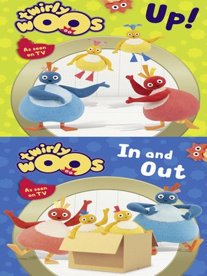 cover image of Up! & In and Out