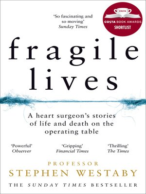 cover image of Fragile Lives