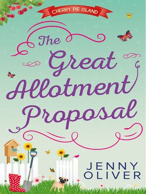 cover image of The Great Allotment Proposal