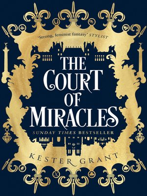 cover image of A Court of Miracles