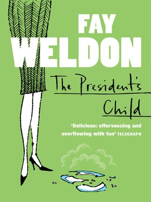 cover image of The President's Child