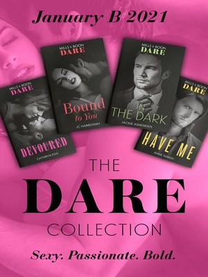 cover image of The Dare Collection January 2021 B