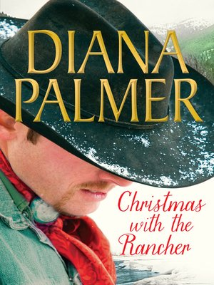 cover image of Christmas with the Rancher
