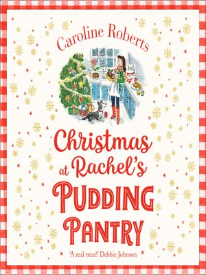 cover image of Christmas at Rachel's Pudding Pantry