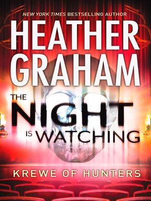 cover image of The Night is Watching