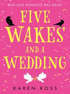cover image of Five Wakes and a Wedding